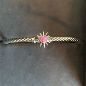David Yurman 2018 Breast Cancer Bracelet